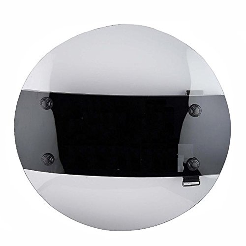 来慶[ライケイ] 防犯 高強度 ポリカーボネート シールド 防刃盾 防護盾 防御盾 SHIELD 盾