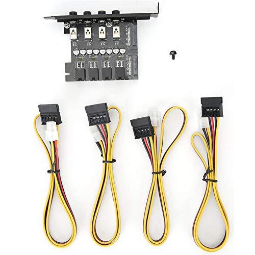 Interruptor de Encendido del Disco Duro, Controlador de energía de Disco Duro, Ahorro de Tiempo para computadora de Escritorio