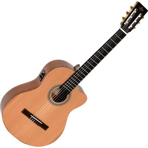 Sigma CMC-STE+ Konzertgitarre