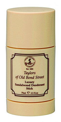 Taylor of old Bond Street Herrenpflege Sandelholz-Serie Deodorant Stick 75 ml