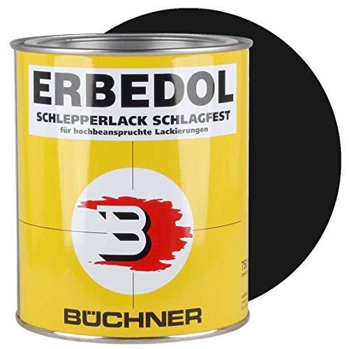 Schlepperlack, DEUTZ-BLAU, RAL 5004, 750 ml, Traktor, Trecker, Frontlader, lackieren, Farbe, restaurieren, schnelltrocknend, deckend Lack, Lackierung,