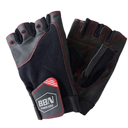 Best Body Nutrition professionale Gym Gloves, 1Coppia