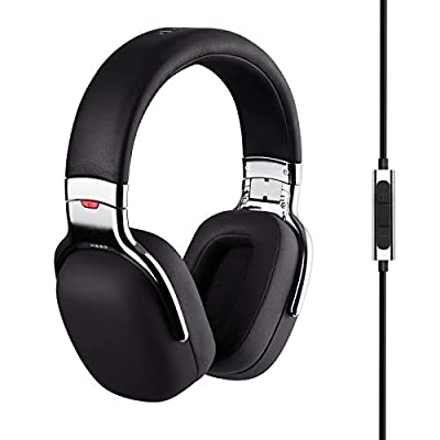 Edifier H880 Headphones High-Fidelity Over-Ear Audiophile Volume Playback Controls iOS Android Smartphones