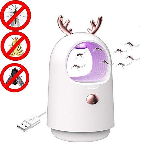 XXCC Lampe Anti-Moustique,Les Nourrissons et Les Personnes âgées Peuvent l'utiliser en Toute tranquillité d'esprit,USB,Lampe Anti-Moustique,Lampe Anti-Moustique