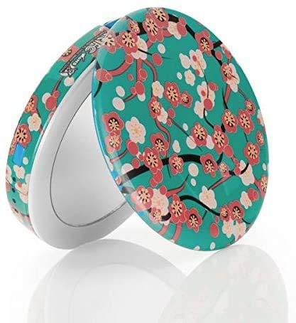 Idées Cadeaux pour Fille, Double miroir pour Femme avec Chargeur de Batterie Portable Miroir Compact, Gift Ideas pour Fille