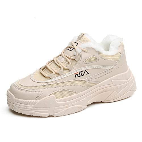 Gym Zapatillas De Deporte De Moda for Hombres Zapatos Atléticos De Cordón De Malla De Malla Liviano Transpirable Antideslizante Deporte Al Aire Libre Que Corre Casual Redondo Dedo del Pie