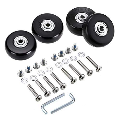 luggage repair parts wheels - 3