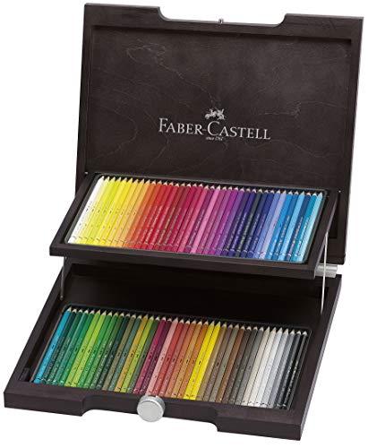 ファーバーカステル アルブレヒト デューラー水彩色鉛筆 72色セット 木箱 117572 [日本正規品]