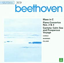 Mass in C / Piano Concertos Nos. 2 & 3 / Calm Sea & Prosperous Voyage