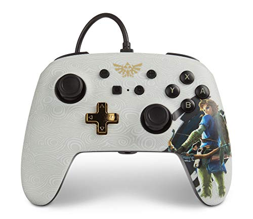 Enhanced Wired Controller For Nintendo Switch - Link