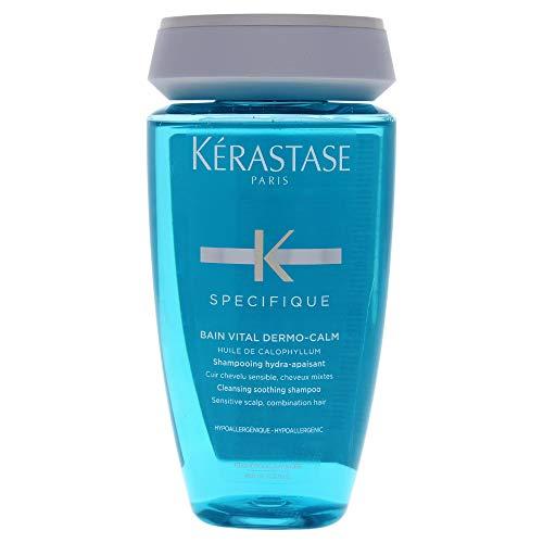 Kerastase Dermo-Calm Bain Vital Haute Tolerance for Sensitive Scalp Hair Shampoo, 8.5 Ounce