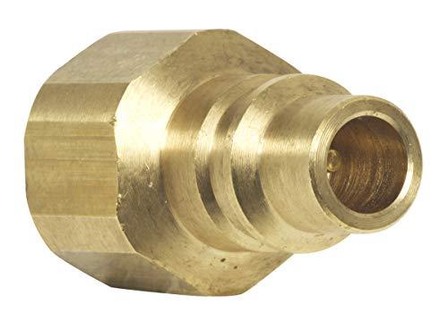 KS Tools 550.1457 Raccord Cylindre r1234yf Universel Haute Pression, Blanc