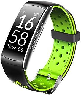 JSGJSH 2018 New Smart Bracelet Q8 Smart Band IP68 Waterproof Smart Wristband Heart Rate Smartband Fitness Tracker Smart Bracelet Wearable Devices Watch PK S2