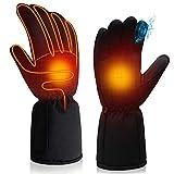 Guanti riscaldati elettrici SVPRO per uomo Guanti riscaldanti a batteria per mani per artrite Guanti per clima freddo Mantieni regali caldi