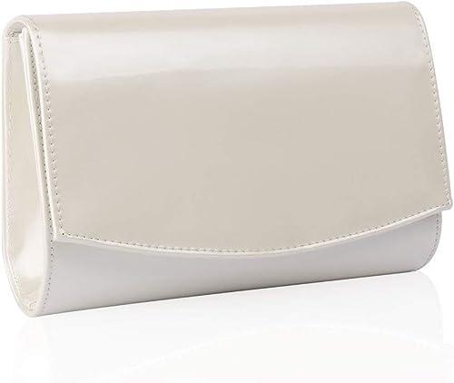 LYN Star Womens Casual Mini Wrist Purse Flower Printing Zipper Sport Handbag C, Free Size
