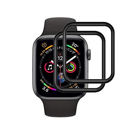 DoriUp - Pellicola proteggi schermo per Apple Watch, serie 3/2/1, 38 mm, alta sensibilità, copertura completa HD, senza bolle, facile da installare, compatibile con iWatch Series 3/2/1, 38 mm