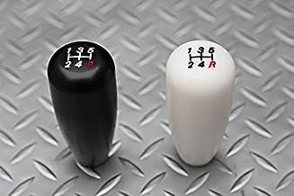 【MOTO-RAGE】ジュラコン樹脂 シフトノブ 白 【ランドクルーザーGRJ76/79用】