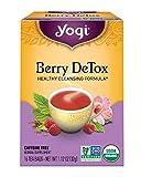 Yogi Tea, Berry DeTox, 16 Count