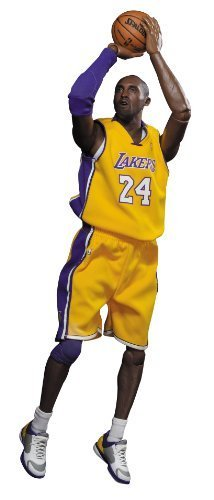 Enterbay Kobe Bryant Real Masterpiece Action Figure, Scale 1:6 by Diamond Comic Distributors