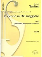 Tartini Volume 10: Concerto in C Major D12