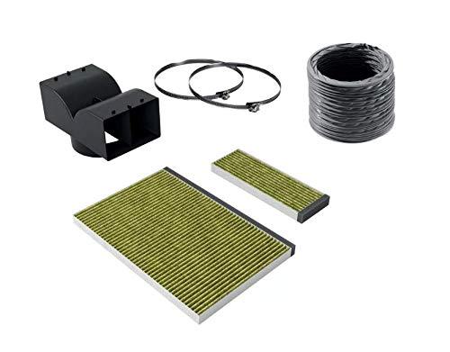Neff Z51AII1X6 / Accesorio para extractores/Kit de recirculación Clean Air Plus/Para circulación de aire/para campanas inclinadas de cristal