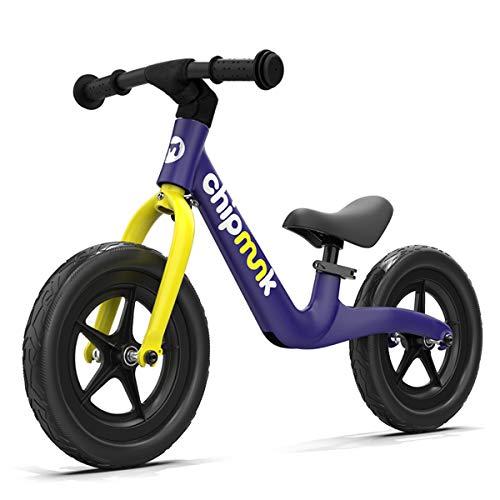 XTFFI Loopfiets, voor 2 tot 6 jaar oud, jongens, meisjes, magnesium kind, legeringsframe, geen pedaal lopen evenwicht bike trainingsfiets