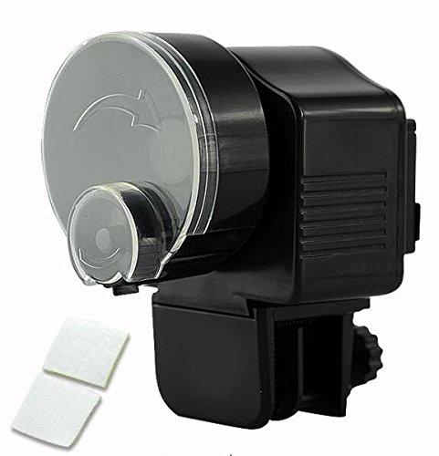 BW Alimentador automático para tanque de acuario Electrónico con tem