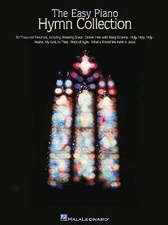 The Easy Piano Hymn Collection (Easy Piano (Hal Leonard))