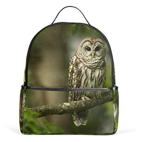 MALPLENA Animal Owl On The Tree petit sac à dos de voyage Randonnée Sac à dos