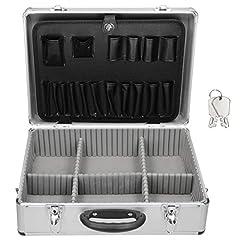 Aluminium-Werkzeugkoffer