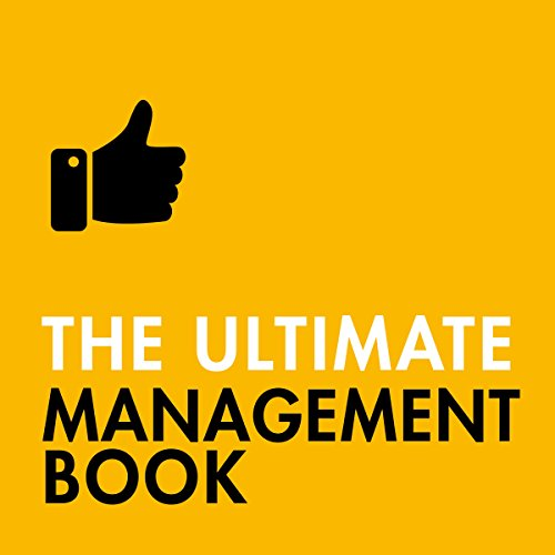 The Ultimate Management Book audiobook cover art