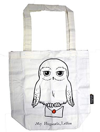 Licensed Harry Potter™ Hedwig™ Print Tote Bag