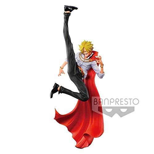 Bandai- BWFC One Piece Estatua Colosseum Special Sanji, Multicolor (Banpresto BANP82727)