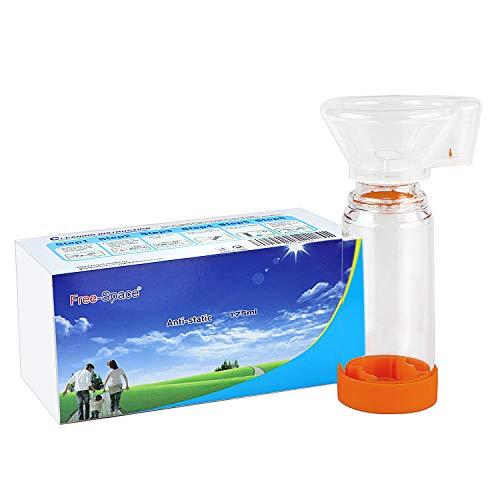 Aerochamber Plus Inhalator Spacer Chamber für Erwachsene, Kinder, Aerosol Asthma, kommen mit Maske (Klein)