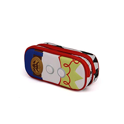 Karactermania Toy Story Jessie-3D Doppelfedermäppchen Estuches 22 Centimeters Multicolor
