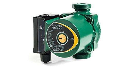 Circolatore Elettronico Per Impianti 'Evosta' Pompa Indicata Per La Circolazione Di Fluido Vettore Per Impianti A Pannelli Solari E Di Riscaldamento Tradizionale.