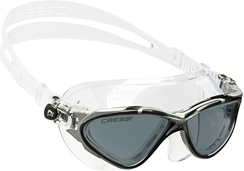 Cressi Planet Mask (Clear/Tinted Lens)