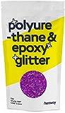 Hemway | Polyurethane & Epoxy Glitter - CHUNKY - 1/40' 0.025' 0.6mm - Purple Holographic / 100g