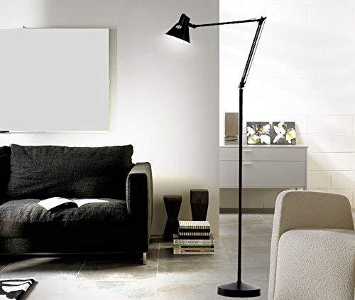WEM Lámpara de Pie Ikea, Led de Lectura de Pie, Sala de...