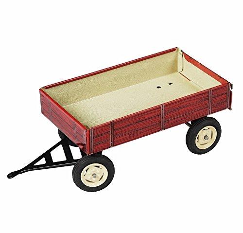 Kovap Blechspielzeug - Traktor Anhänger rot von KOVAP
