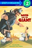 David and the Giant (Step Into Reading: A Step 1 Book)