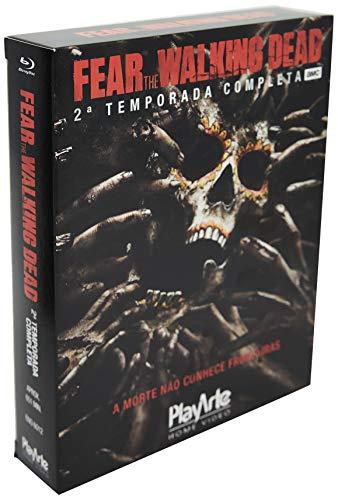 Fear the Walking Dead 2ª Temporada Completa [Blu-Ray]