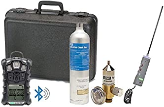 MSA 10110489 Altair 4X Multigas Detector & Calibration Kit + Pump Probe