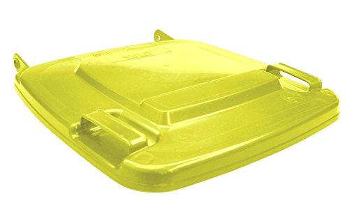 gelb Standard-Ersatzdeckel für SULO MGB 240