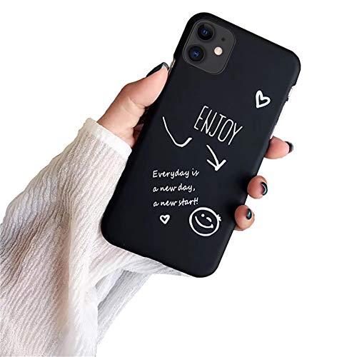 Einaily Carcasa para iPhone 7 Plus, funda para iPhone 8 Plus, diseño de flores secas, funda de silicona TPU para iPhone 8 Plus, funda para iPhone 7 Plus