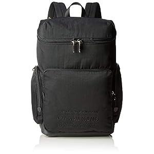 41La9J9xUUL. SS300  - Calvin Klein Nylon Utility Zip Around Bp 45 - Shoppers y bolsos de hombro Hombre