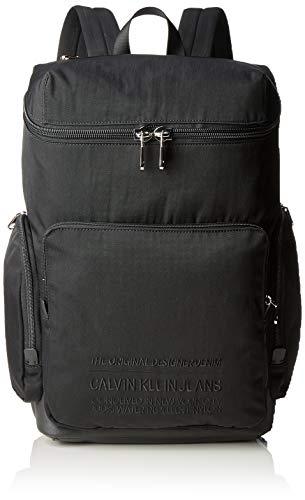 41La9J9xUUL - Calvin Klein Nylon Utility Zip Around Bp 45 - Shoppers y bolsos de hombro Hombre