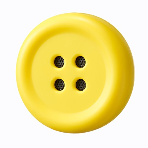 ペチャット『ボタン型スピーカー』