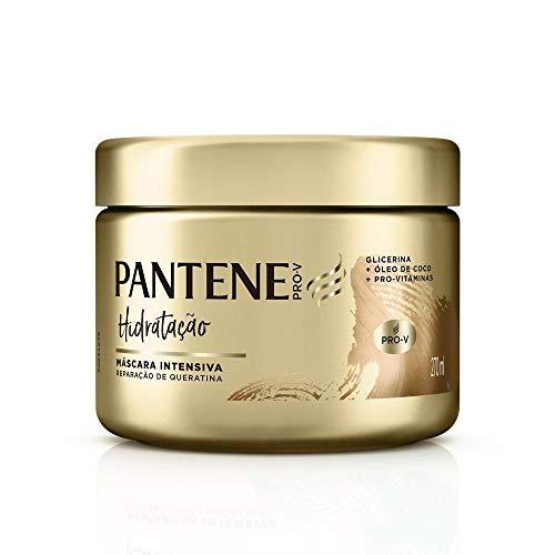 Máscara de Tratamento Pantene Hidratação 270Ml, Pantene