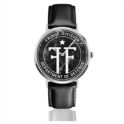 Reloj de Pulsera Unisex, Estilo Informal, con Flecos y Logotipo Vintage, de...